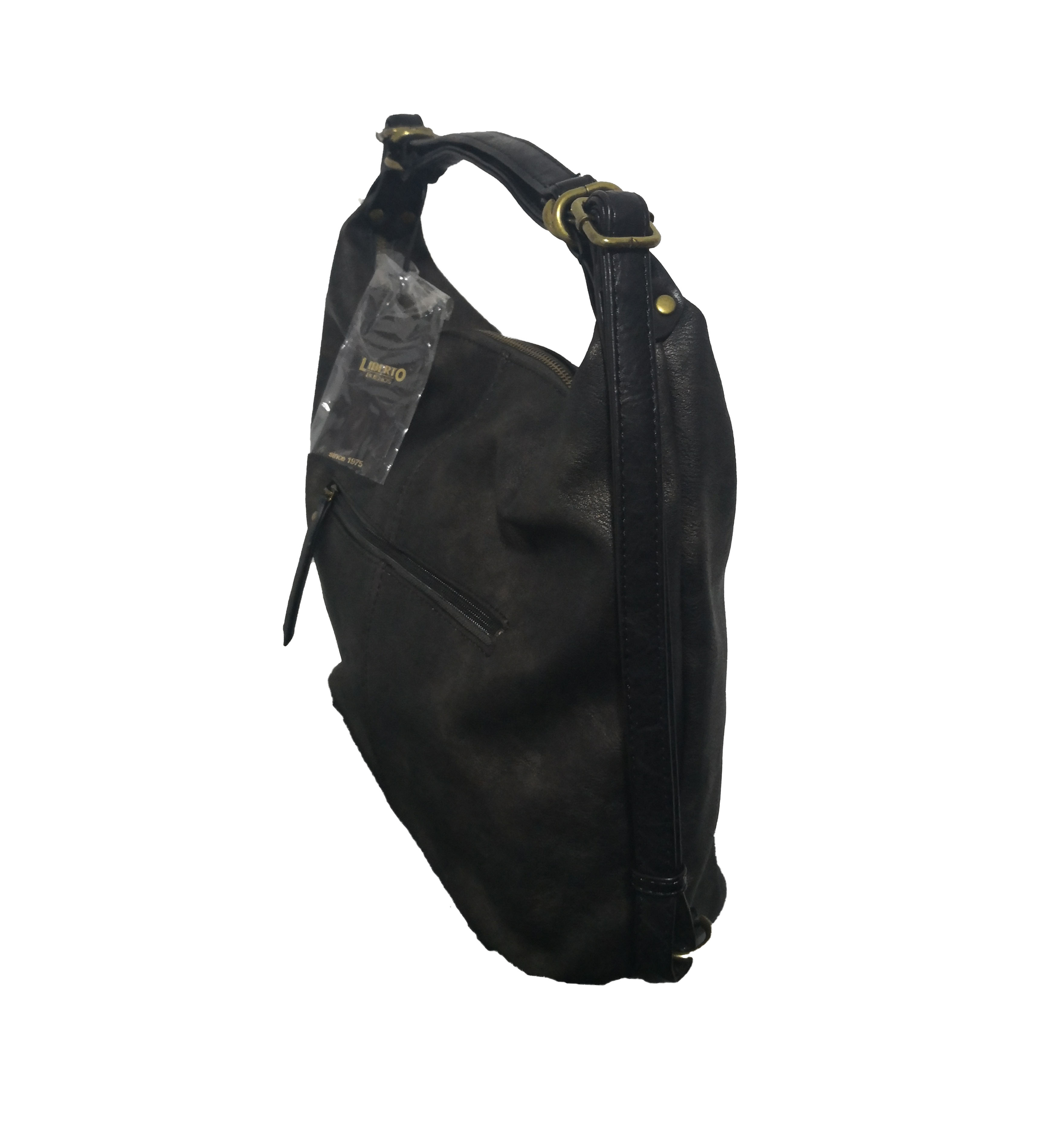 de Bolso Liberto Bolsos mochila Bolsos Peyo negro Tienda Online wIIpBqnC