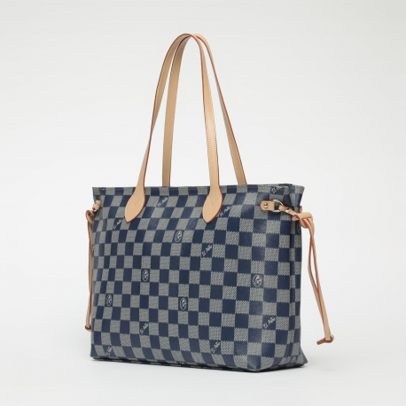 Bolso tote marrón Chess El Potro